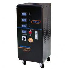 Трёхфазный стабилизатор напряжения Энергия Hybrid СНВТ-6000/3
