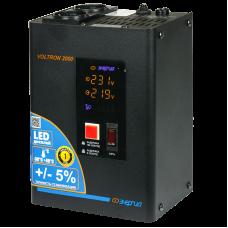 Однофазный стабилизатор напряжения Энергия Voltron 2000 (HP)