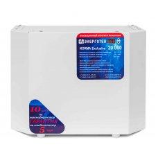 Тиристорный стабилизатор  Энерготех NORMA Exclusive 20000