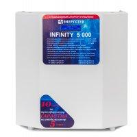 Тиристорный стабилизатор Энерготех INFINITY 5000