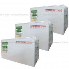 Трехфазный тиристорный стабилизатор SUNTEK Оптима ТТ 18000 ВА