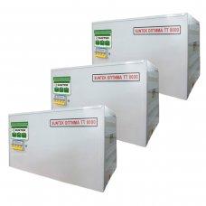 Трехфазный тиристорный стабилизатор SUNTEK Оптима ТТ 24000 ВА