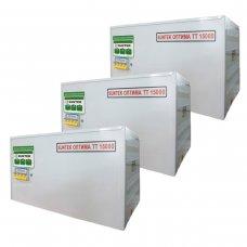 Трехфазный тиристорный стабилизатор SUNTEK Оптима ТТ 45000 ВА